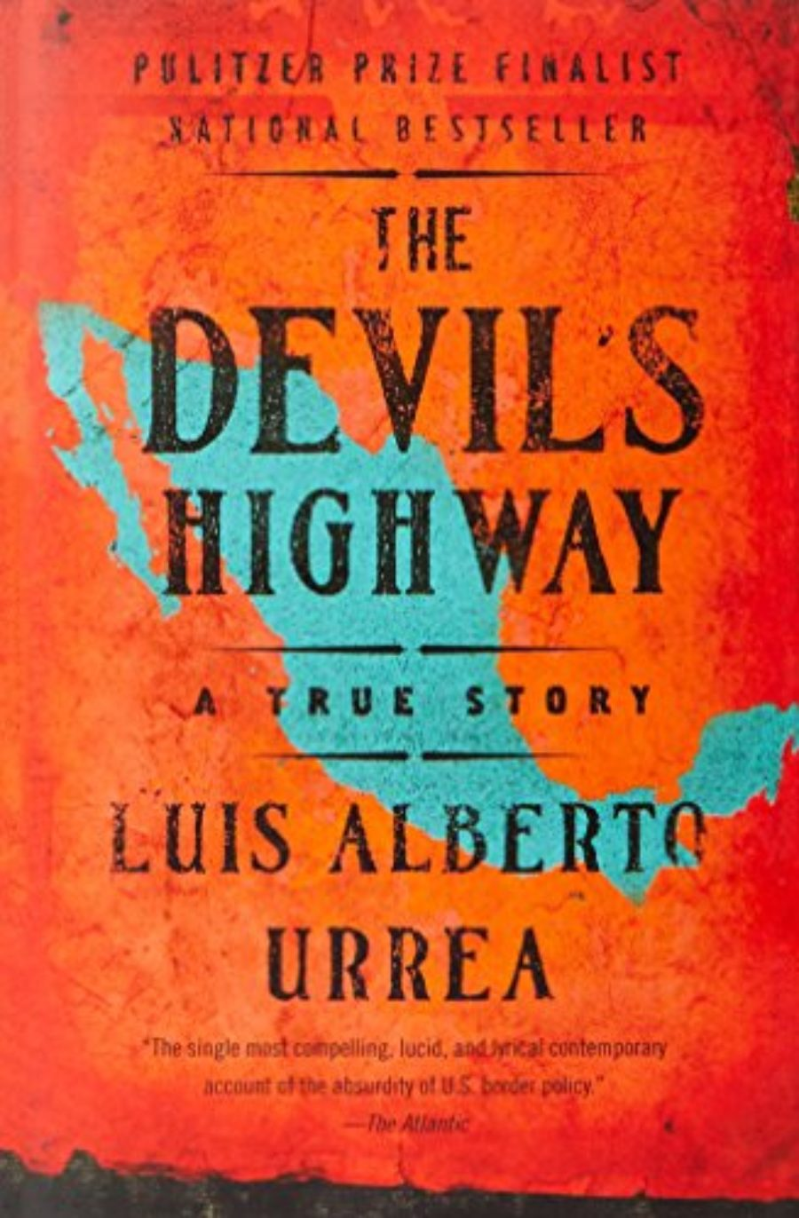 Luis Alberto Urrea — What Borders Are Really About, and What
