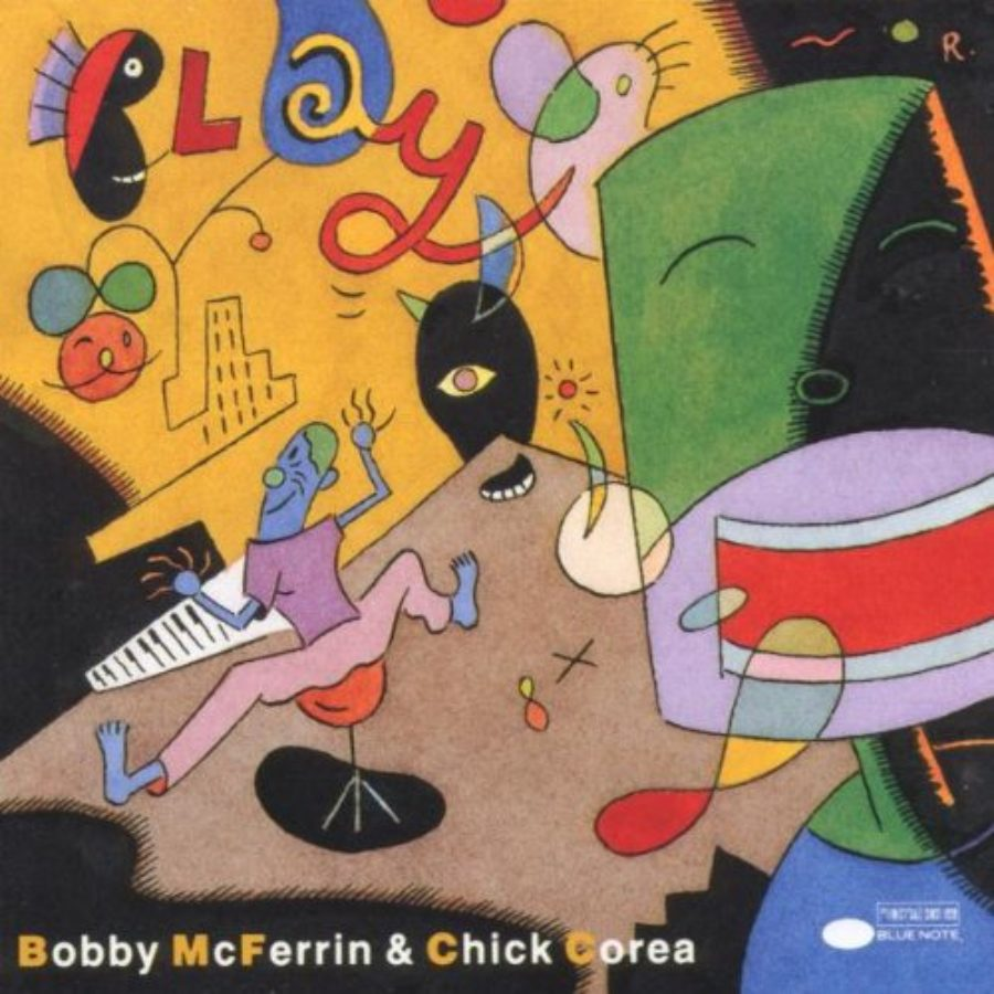 Bobby McFerrin — Catching Song - The On Being Project