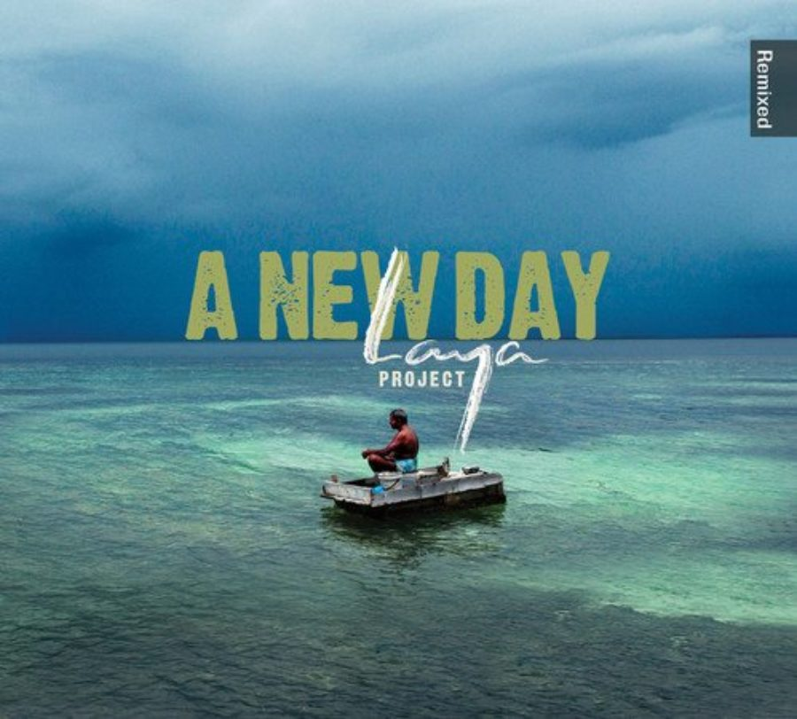Cover of A New Day: Laya Project Remixed