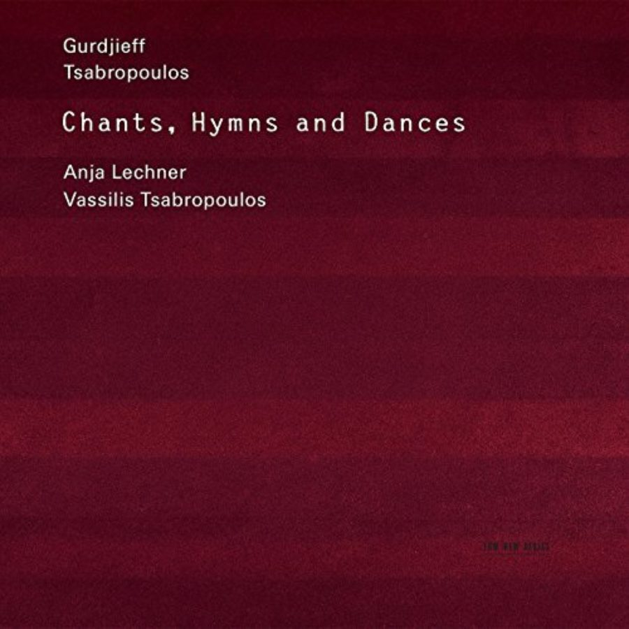 Cover of Chants, Hymns And Dances