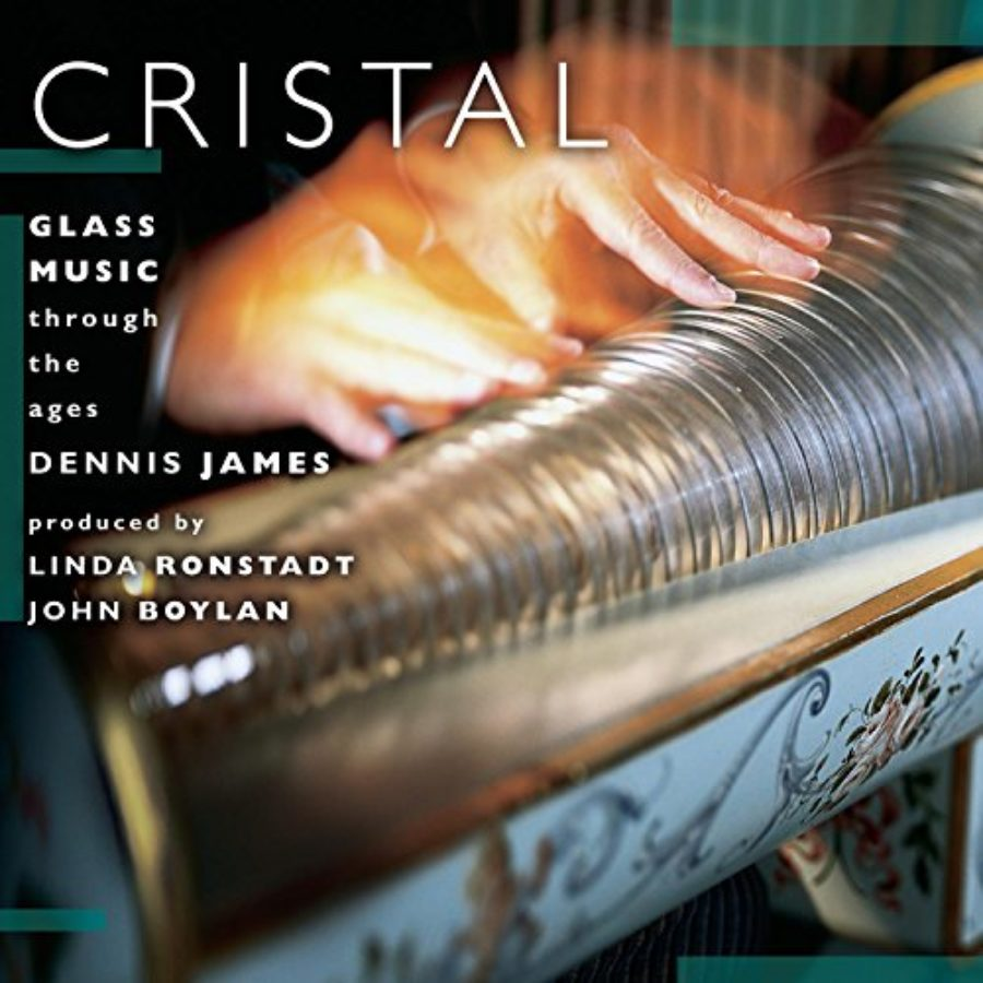 Cover of Cristal: Glass Music Through the Ages