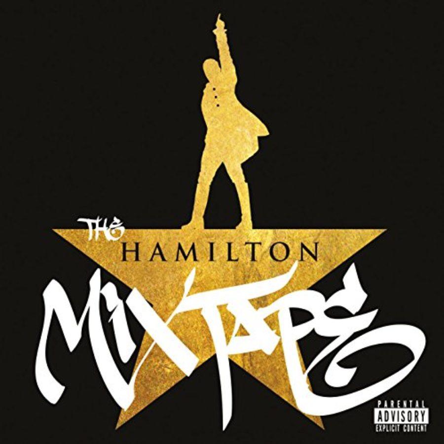 Cover of The Hamilton Mixtape (Explicit)