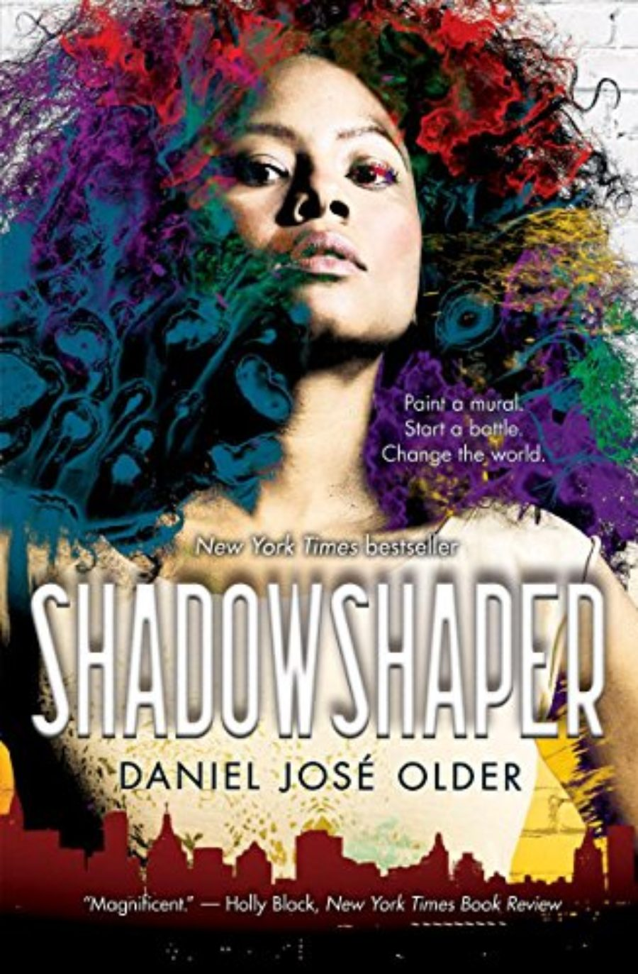 Cover of Shadowshaper (The Shadowshaper Cypher, Book 1)