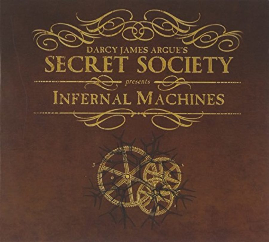 Cover of Infernal Machines