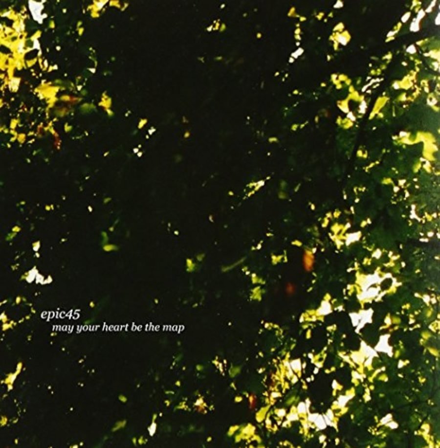 Cover of May Your Heart Be the Map