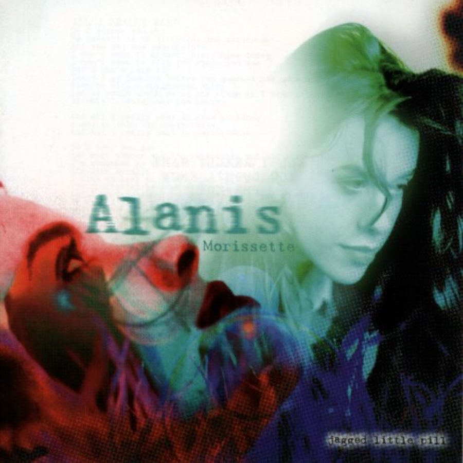 Cover of Jagged Little Pill