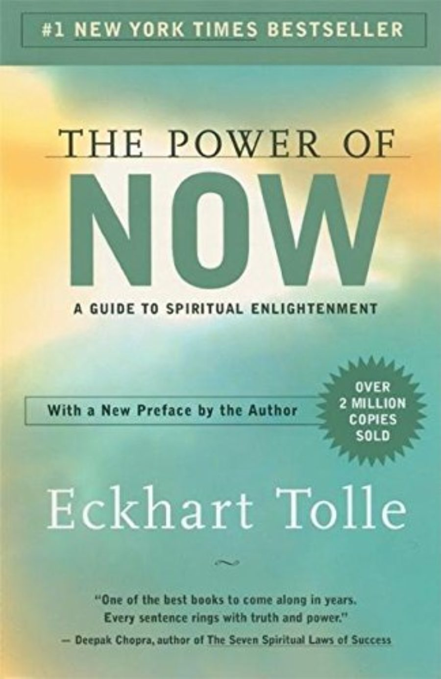 Eckhart Tolle — The Power of Now - The On Being Project