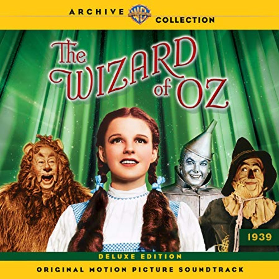 Cover of The Wizard of Oz (Original Motion Picture Soundtrack) [Deluxe Edition]