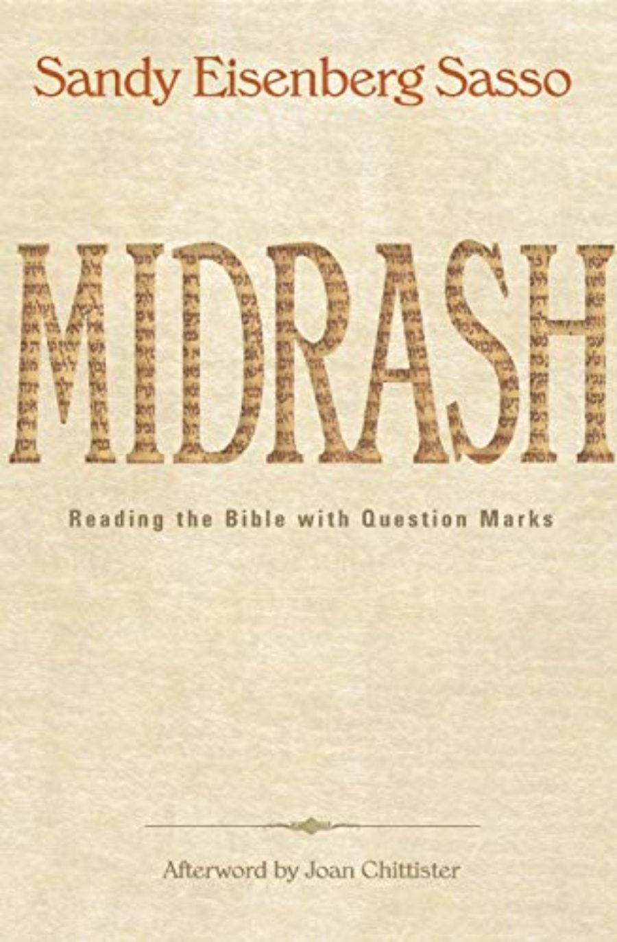 Cover of Midrash: Reading the Bible with Question Marks