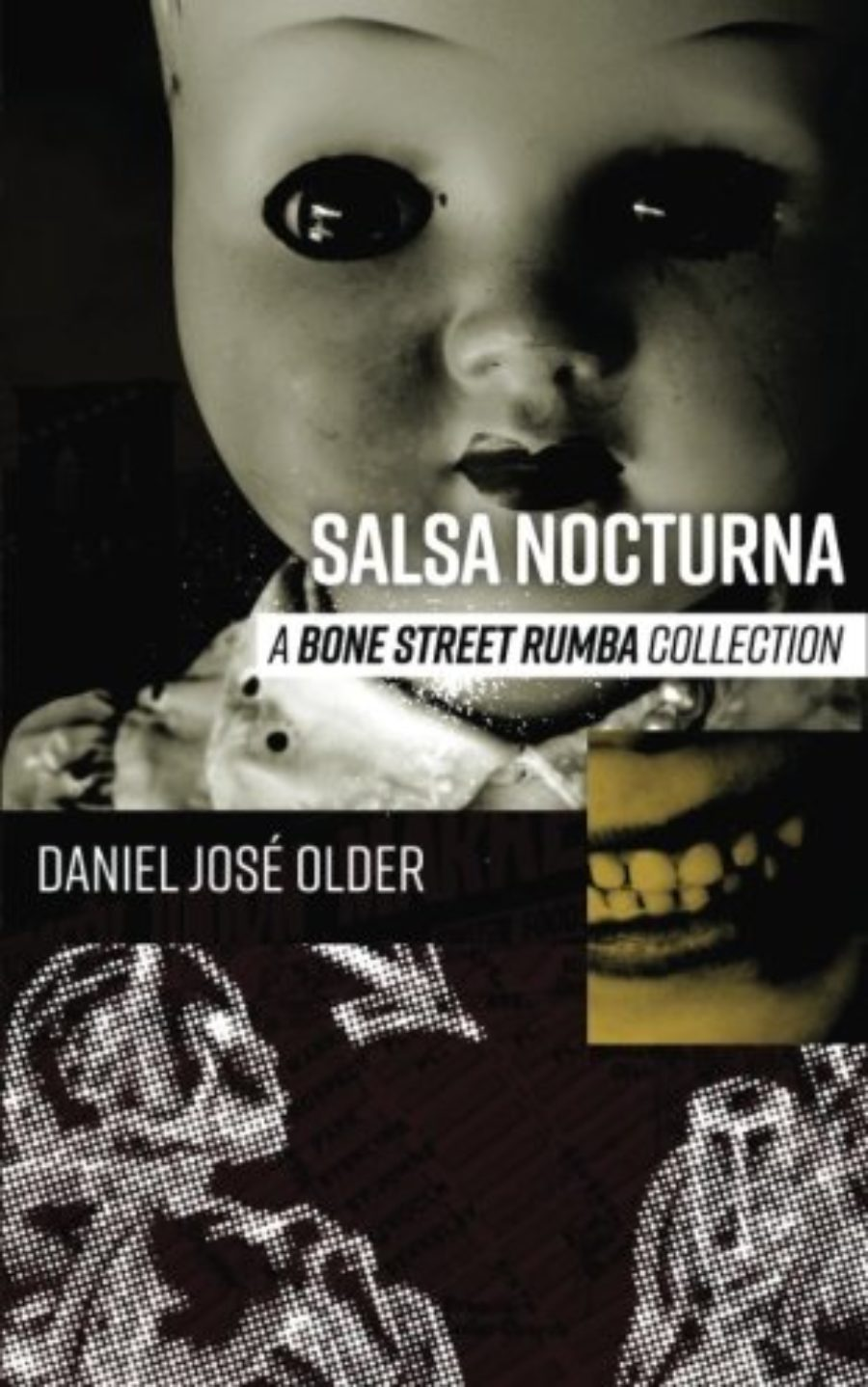 Cover of Salsa Nocturna: A Bone Street Rumba Collection