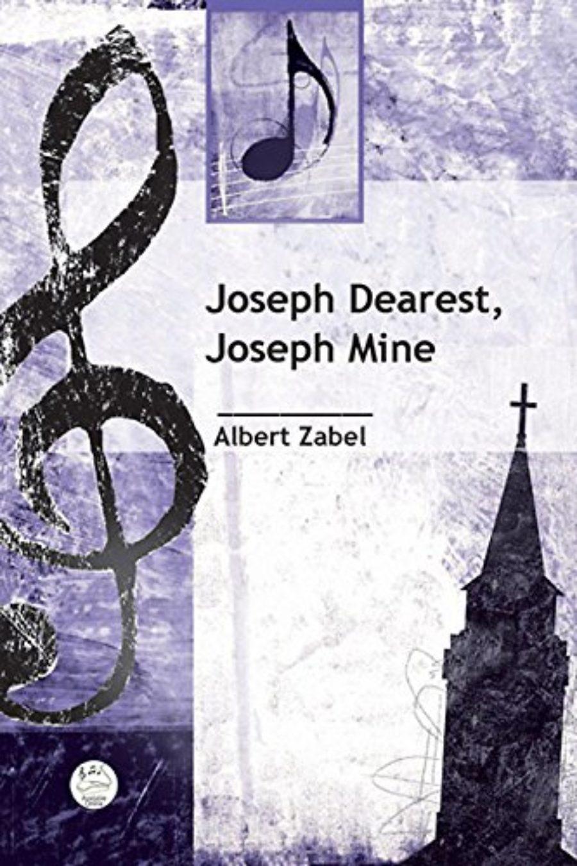Cover of Joseph Dearest, Joseph Mine Anthem (Journeys in faith)