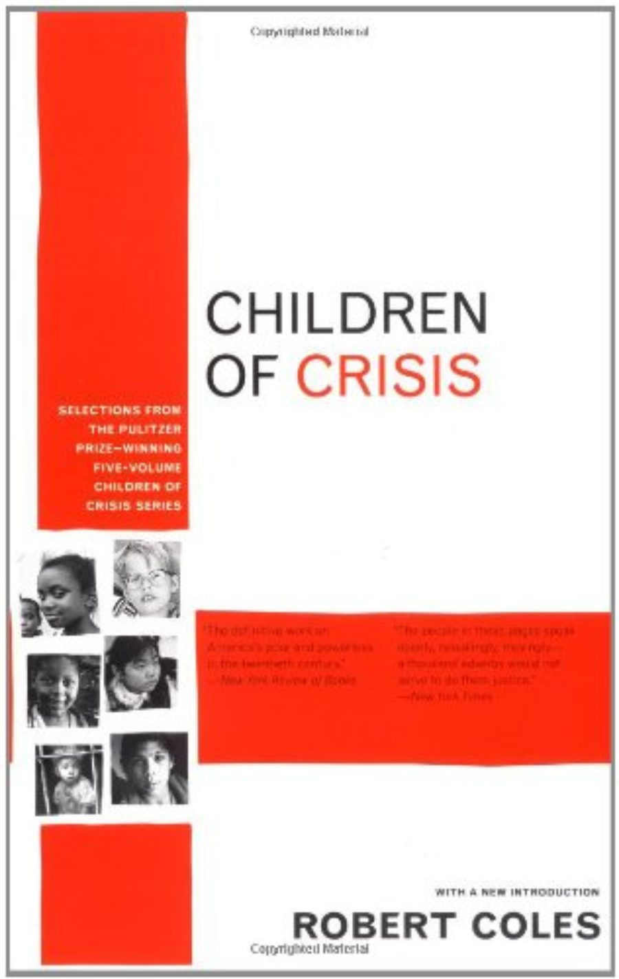 Cover of Children of Crisis