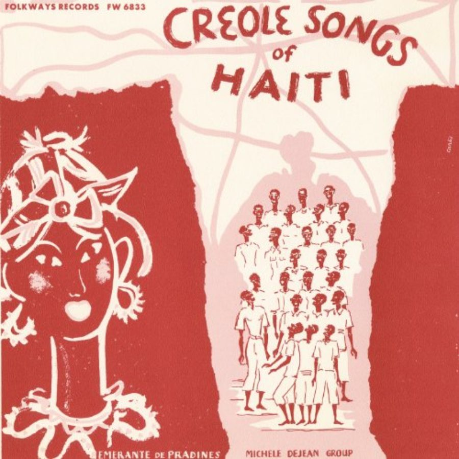 Cover of Creole Songs of Haiti