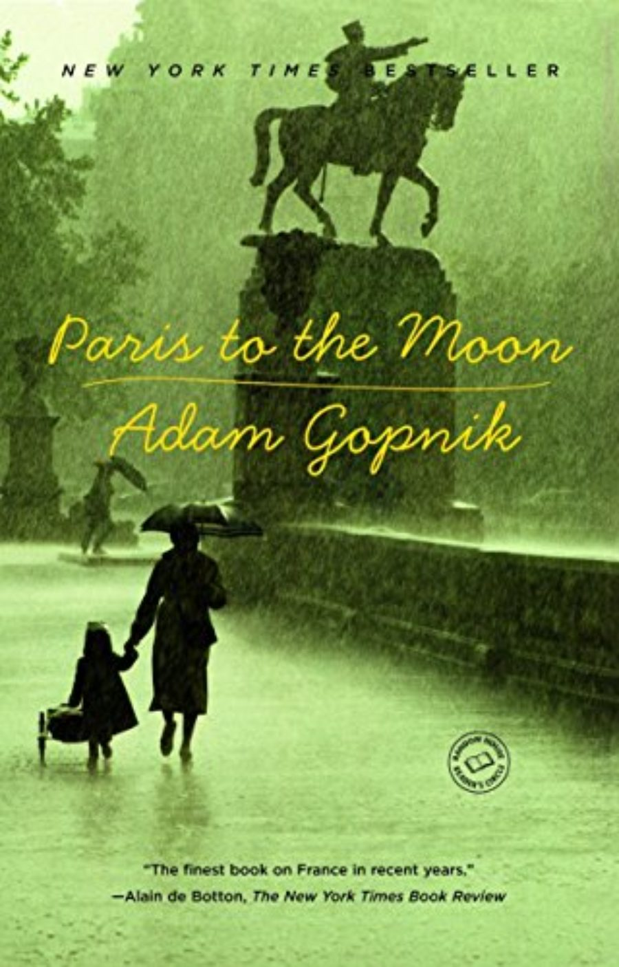 Cover of Paris to the Moon