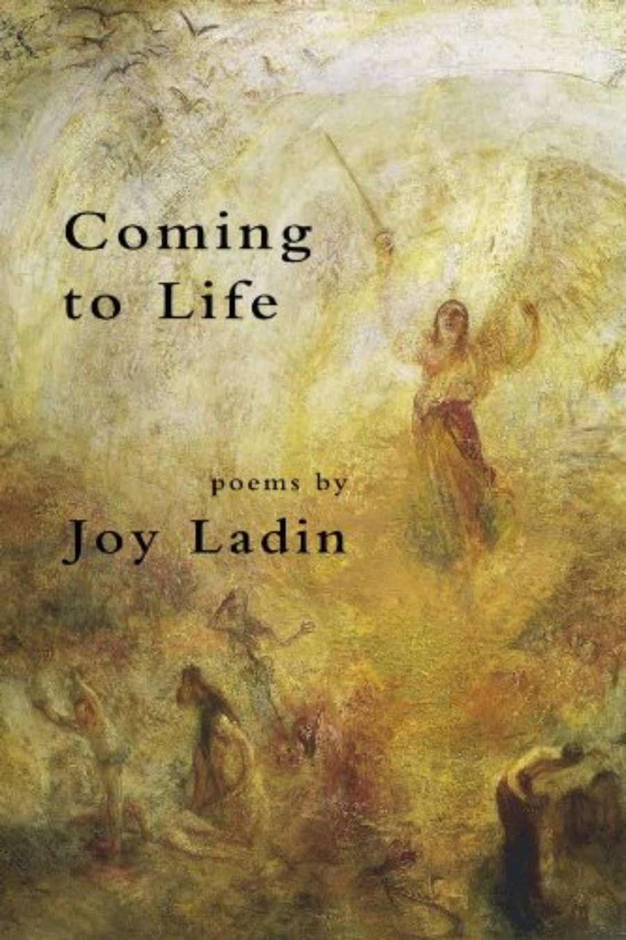 Cover of Coming to Life: Poems