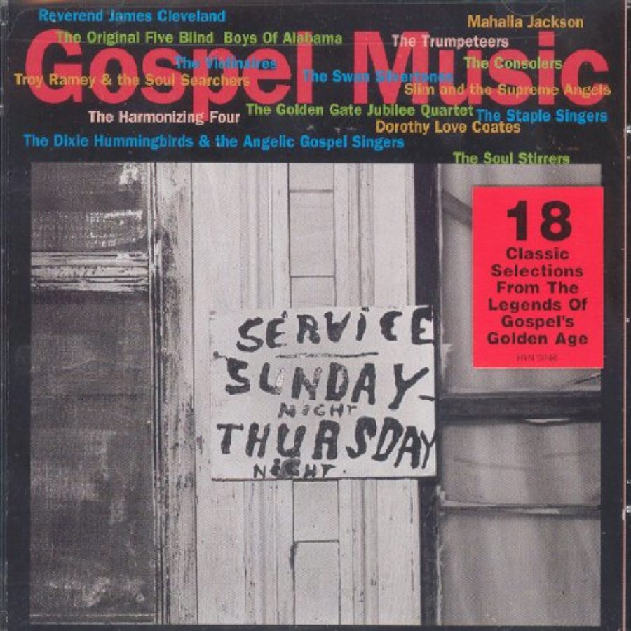 Cover of Gospel Music