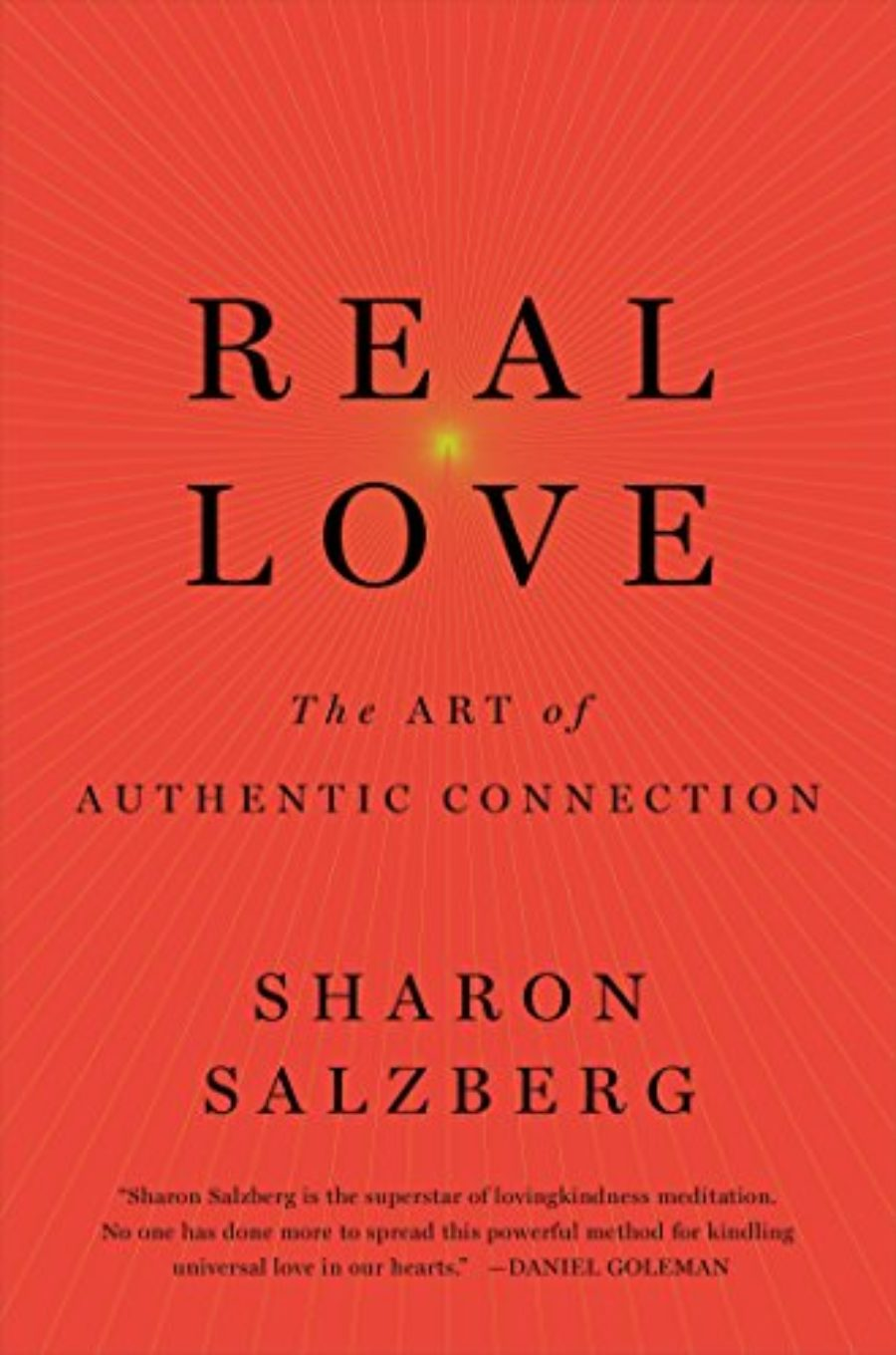 Cover of Real Love: The Art of Mindful Connection