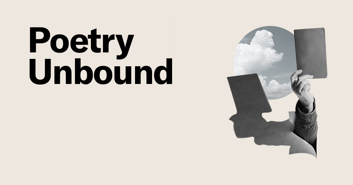 Poetry Unbound podcast logo