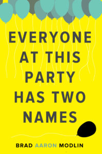 Cover of Everyone at This Party Has Two Names