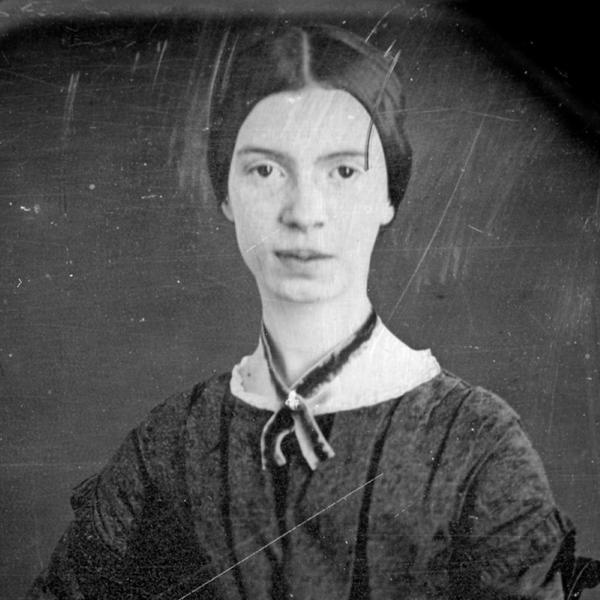 Emily Dickinson's photo.
