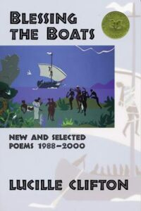 Cover of Blessing the Boats: New and Selected Poems 1988-2000