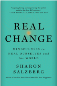 Cover of Real Change: Mindfulness to Heal Ourselves and the World