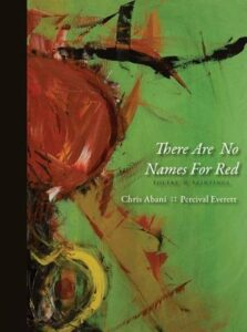 Cover of There Are No Names for Red