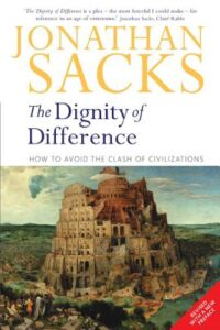 Cover of Dignity of Difference: How to Avoid the Clash of Civilizations New Revised Edition (New Revised)