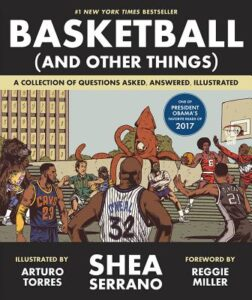 Cover of Basketball (and Other Things)