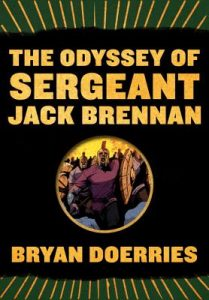 Cover of The Odyssey of Sergeant Jack Brennan