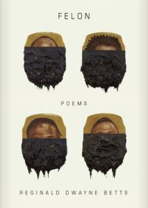 Cover of Felon: Poems