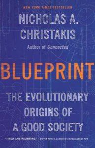 Cover of Blueprint: The Evolutionary Origins of a Good Society