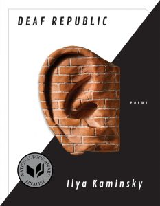 Cover of Deaf Republic: Poems