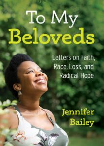Cover of To My Beloveds: Letters on Faith, Race, Loss, and Radical Hope